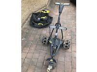 Powerkaddy FW3 electric golf trolly