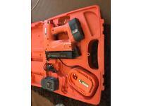 TACWISE 1.7Ah Nicad 18v Nail Gun