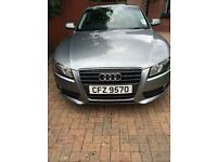 Audi A5 coupe Full leather interior