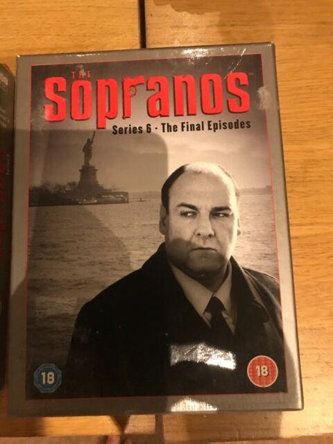 The Sopranos final season   in Thornliebank, Glasgow   Gumtree