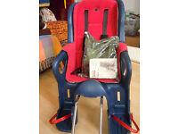 Romer/Britax Jockey child bike seat