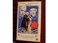 Scrooge video tape