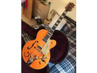 Gretsch G6120-DSW superb condition with OHSC