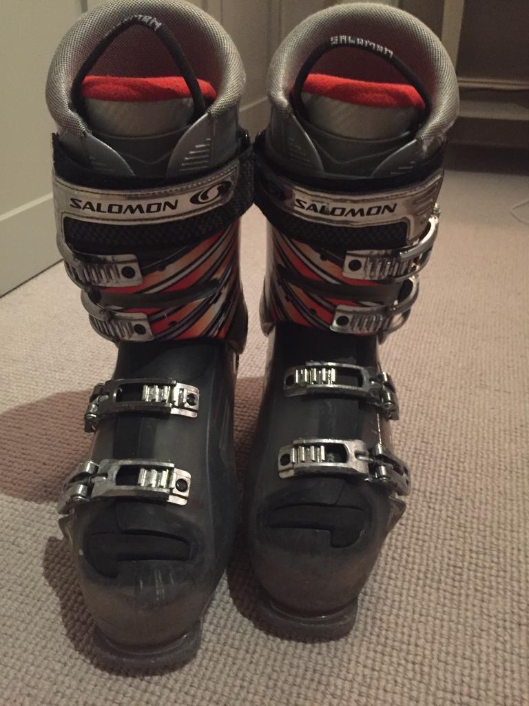 Salomon ski boots - Xwave 110, size 29 / uk 10/11   in South ...