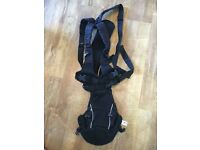 Mothercare black baby carrier