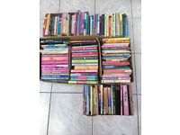 136 Girls books approx for age 10 to 15 years