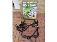 Maypole Bicycle Car Carrier x 2 Bikes