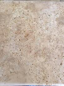 Travertine floor tiles BARGAIN
