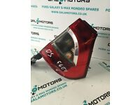 Ford galaxy MK3 2006-2010 OS REAR LIGHT CLUSTER (VERY SMALL CRACK) FG07