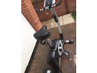 A Good Quality Electronic Display Exercise Bike