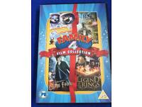 Family Film Collection DVDs