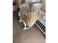 Peter Rabbit Limited Edition Moses Basket
