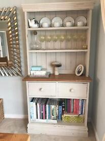 Wooden painted dresser