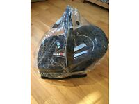 Mamas & Papas pushchair, carseat, covers & footmuff included