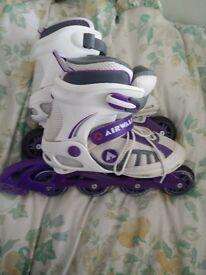 Airwalk pro skates purple size 6 £45 ONO