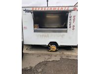 Catering Trailer Business For Sale