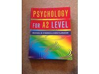 A2 Psychology text book