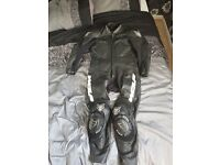 Wolf motorcycle leathers