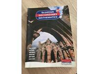 Heinemann Scottish Secondary Mathematics R1 Textbook