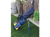Longridge Tiger Plus Junior Golf Set