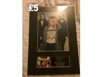 Paramore Print- signed copy