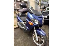 LOW MILEAGE / 125cc / MOT 2019 / GOOD CONDITION