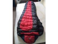 North face light bag sleep -5C