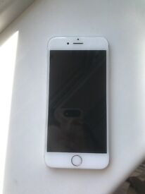 White iPhone 6 128GB