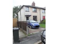 3 Bed Furnished House with Garden and Conservatory , Close to M61 Junction