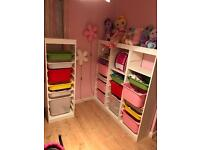 Ikea trofast storage children furniture