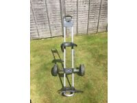 Slazenger Pull Golf Trolley in very good condition