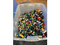 Large Tub of Lego