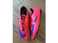 Nike Metcurial football boots size 2