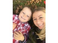Part time Nanny and Babysitting available in Leyton