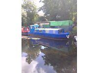 32 foot Narrow boat /Narrowboat