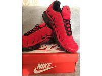 NIKE AIR MAX PLUS TN TUNED TRAINERS