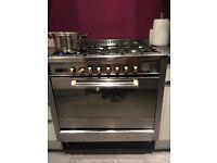 Diplomat range cooker