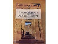 The Archaeology of Ancient Egypt beyond pharaohs