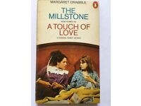THE MILLSTONE / A TOUCH OF LOVE (UK PENGUIN PAPERBACK)