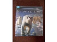 Frozen Planet DVD Box set – unopened