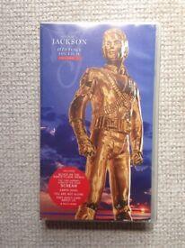 Michael Jackson - History on Film Volume 2 VHS