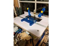 Router Table Charnwood W012