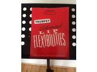 Trumpet/cornet practice book: Advanced lip flexibilites by Dr Charles Colin