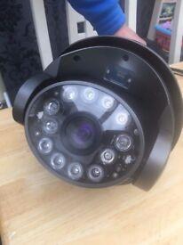 2 x new unused PTZ NiteDevil CCTV Cameras 100mtrs plus night vistion with zoom