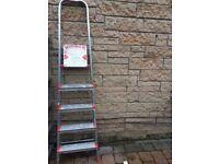 Step ladders 5 steps