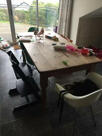 Rectory Table (Pine)