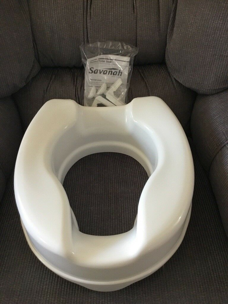 Savannah Medical Raised Toilet Seat In Totton Hampshire Gumtree