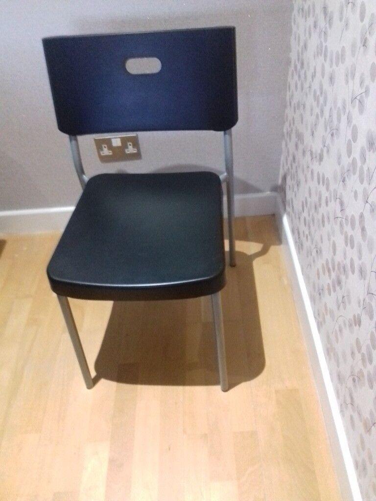 ikea herman chairs for sale in leith edinburgh gumtree