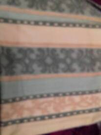 Lined curtains 60 x 54