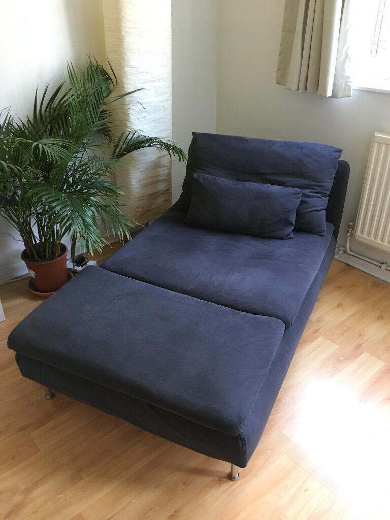 ikea s derhamn chaise longue in islington london gumtree. Black Bedroom Furniture Sets. Home Design Ideas
